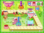 Jogar jogo grátis Cake Factory