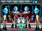 Escape from Planet Earth - Spot the Difference game
