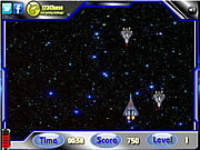 Spaceship Battle game