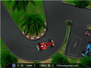 F1-Parking game