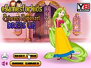 Princess Rapunzel Dress Up game