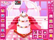 Bridal Shower Cake game