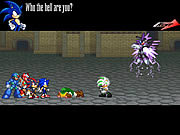 Final Fantasy Sonic X3 game