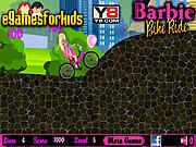 Barbie Bike Bike game