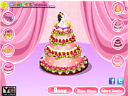 Wedding Cake Challenge game