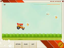 Bee Bee Air Rescue game