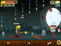 Shotgun vs Zombies game