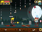 Spielen Sie das Gratis-Spiel  Shotgun vs Zombies