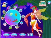 Fairy Mom and Baby game