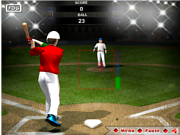Baseball Big Hitter game