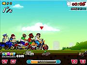 juego Urban Bike Race