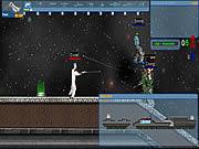 Unreal Flash 2007 لعبة