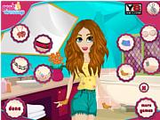 Boho Chic Girl Makeover game