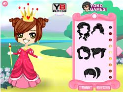 Princess Catharina game