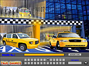Taxi Hidden Alphabet game