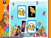 Winx Club Matching game
