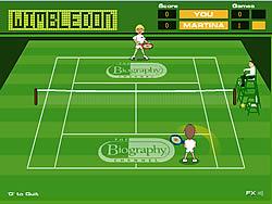 Wimbeldon Hero game