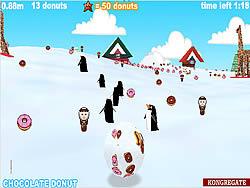 Snowball Sanchez game