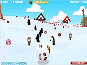 Jogar jogo grátis Snowball Sanchez