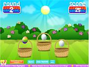 Easter Egg Scramble game