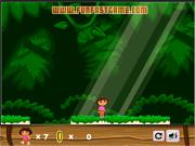Dora the Super treasure hunter game