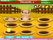 Whack a Mole - Search For the Stolen Treasure game