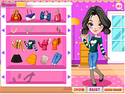 City Girl 1.0 game