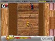 Indoor Car Racing game