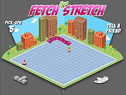 Fetch 'n Stretch game
