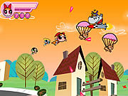 Powerpuff Girls: Attack of the Puppybots game