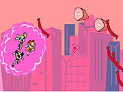 Powerpuff Girls: The Townsvillains game