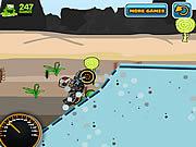 juego Funky Biker