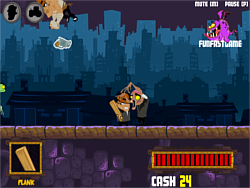 Gangster vs Zombie II game