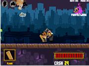 Spielen Sie das Gratis-Spiel  Gangster vs Zombie II