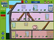Cory's Money Maze game