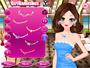 Beautiful Bridesmaid Makeover game