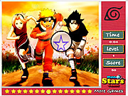 Naruto Hidden Stars game