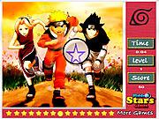 無料ゲームのNaruto Hidden Starsをプレイ