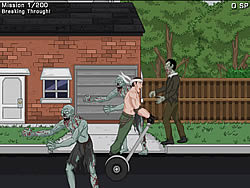 Segway of the Dead game