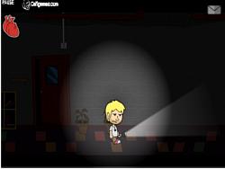 Alan haunted school game