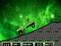 Ben 10 Aliens Truck game