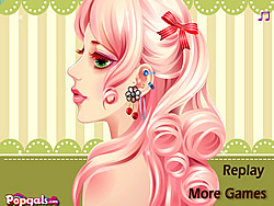 Fashion Earrings Designer game