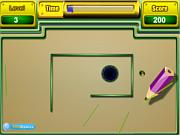 Magic Line Drawing game