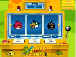 Angry Birds Slot Machine game