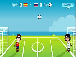 Euro Header game