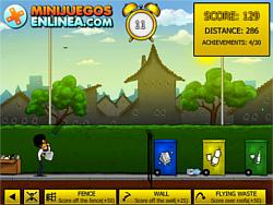 Ekobasket game