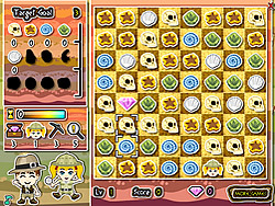 Fossil Crush game
