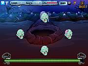 Spiel das Gratis-Spiel  Zombie Skulls