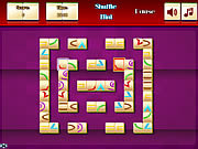 Shape Mahjong game