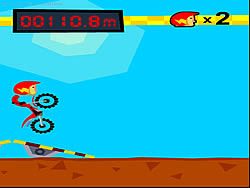 Kid Bike game